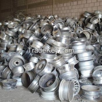 Aluminum Alloy Wheel Scrap 99%