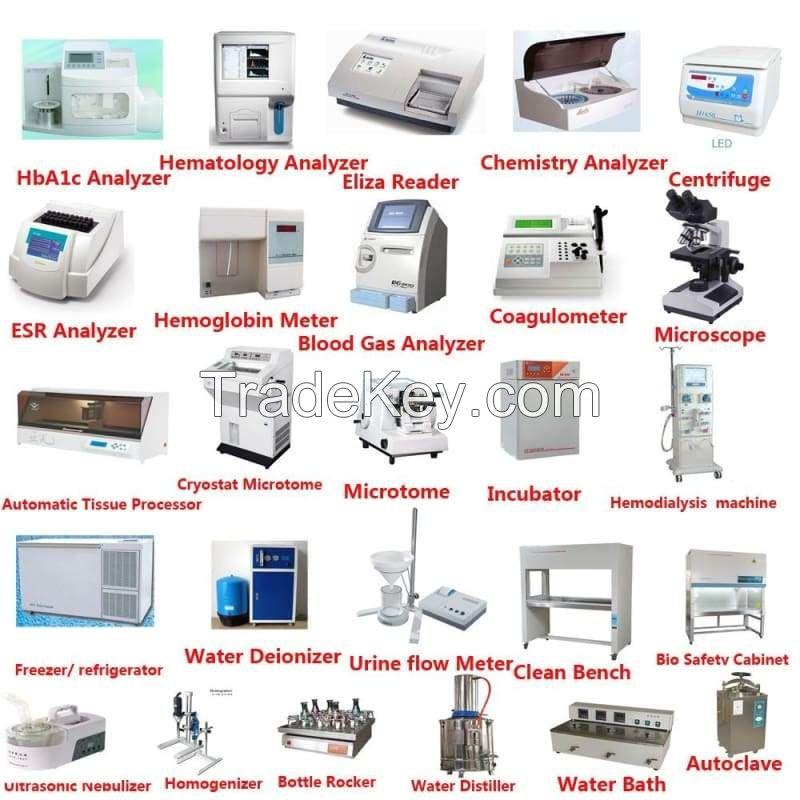 medical laboratory equipments