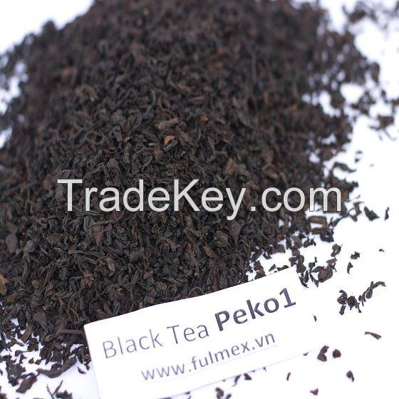 OTD Pekoe Black tea at Wholesale price - Weight Loss Tea Manufacturer - Vietnamese Organic, Free Sample
