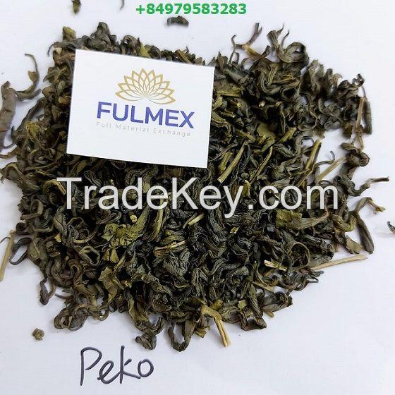 green tea PeKo viet nam good