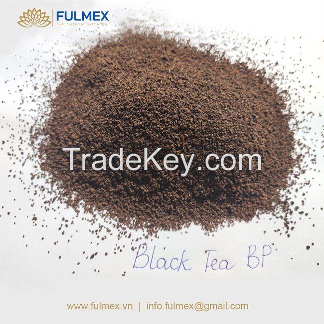Vietnam black tea is the leading CTC BP