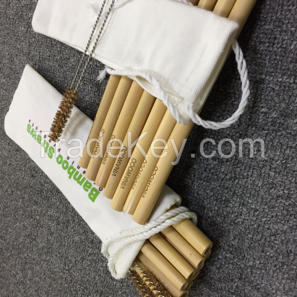 Bamboo straw in Vietnam manufacturer