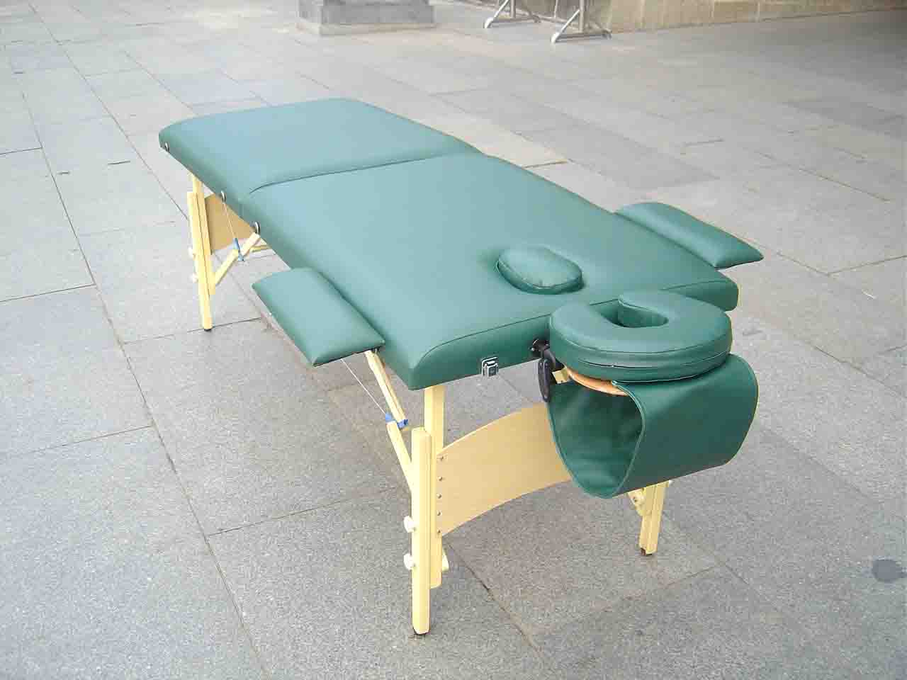 MT-007 wooden massage table
