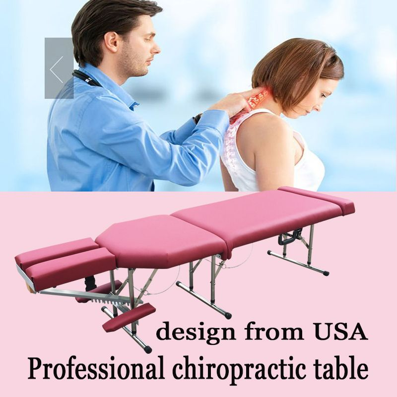 portable chiropractic table chiropractic bed popular in japan