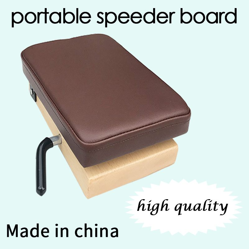portable speeder board for chiropractic table chiopractic bed