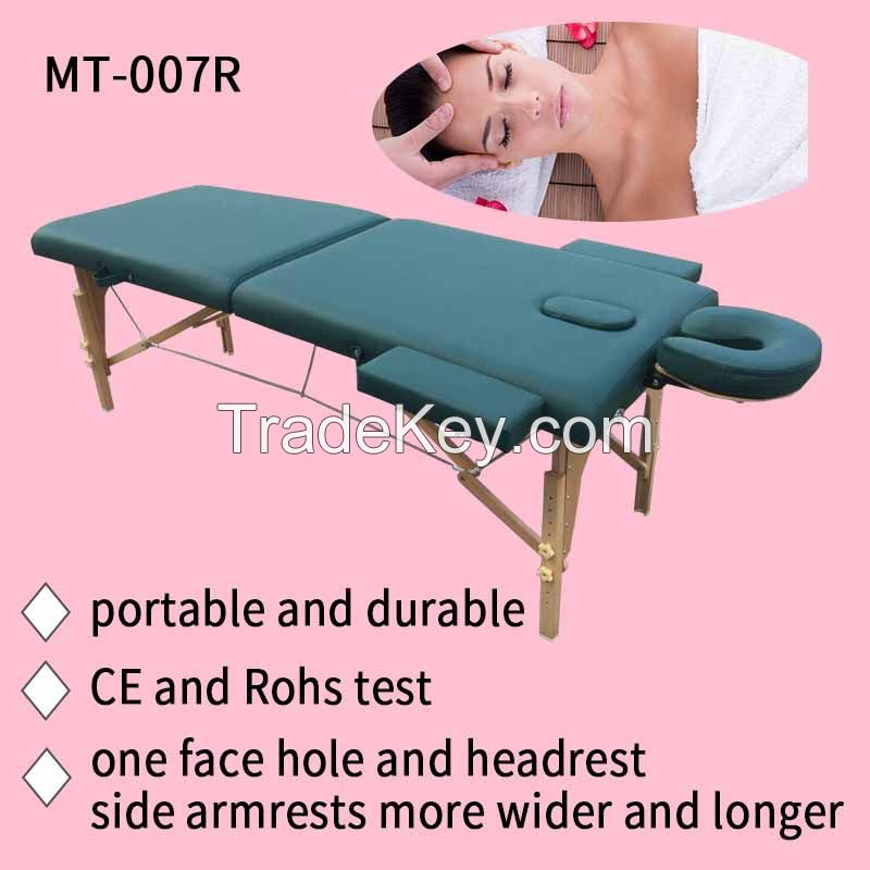 portable massage table massage bed beauty table with full accessories