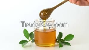 Polyfloral natural honey bee 100%, in bulk