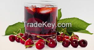 Natural Sour Cherry Nectar 35% fruit part, without preservatives