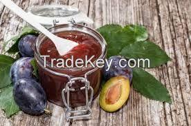 Highly nutritious plum jam