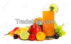 Highly Premium Natural Multifruit Juice