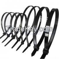 Plastic cable tie Cable Tie Nylon cable accessories self-locking