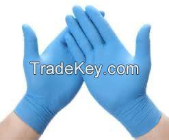 Nitrile Exam Gloves - Medical Grade, Powder Free, Disposable Gloves