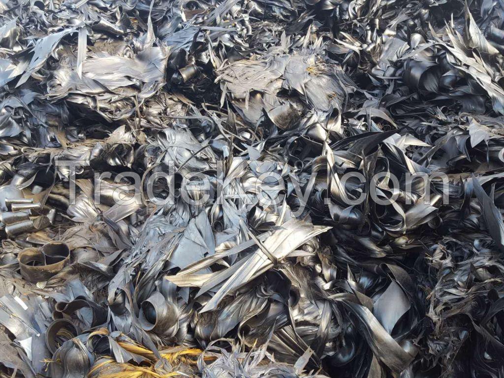 Uncured/unvlucanized steel/nylon friction cord rubber