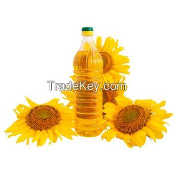 100% Natural Sunflower oil