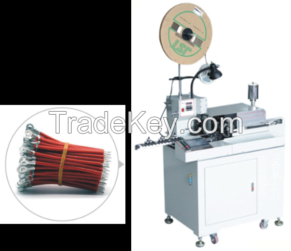 Double end tin-dipping machine