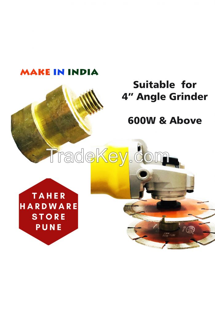 Double Blade Adapter For Angle Grinder