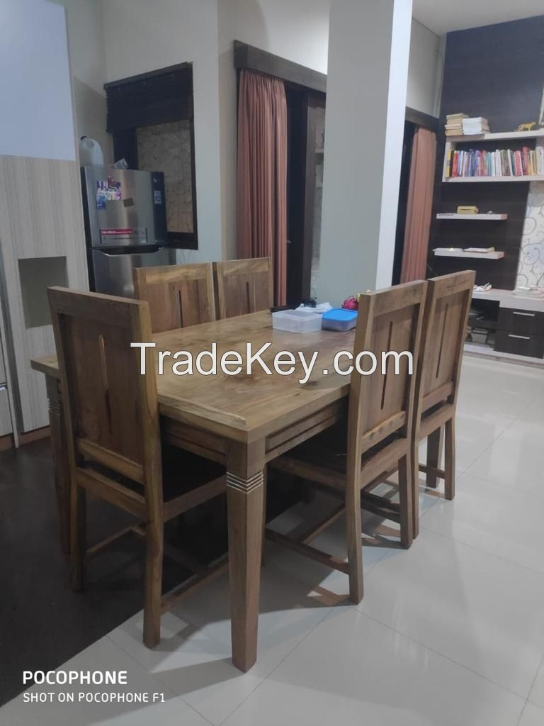 Sets Dining Table with chairs