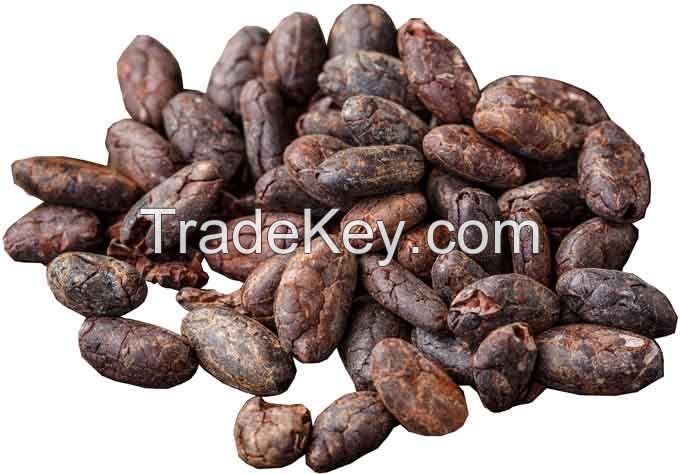 Fresh Cocoa beans