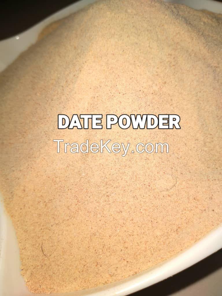 DATE POWDER