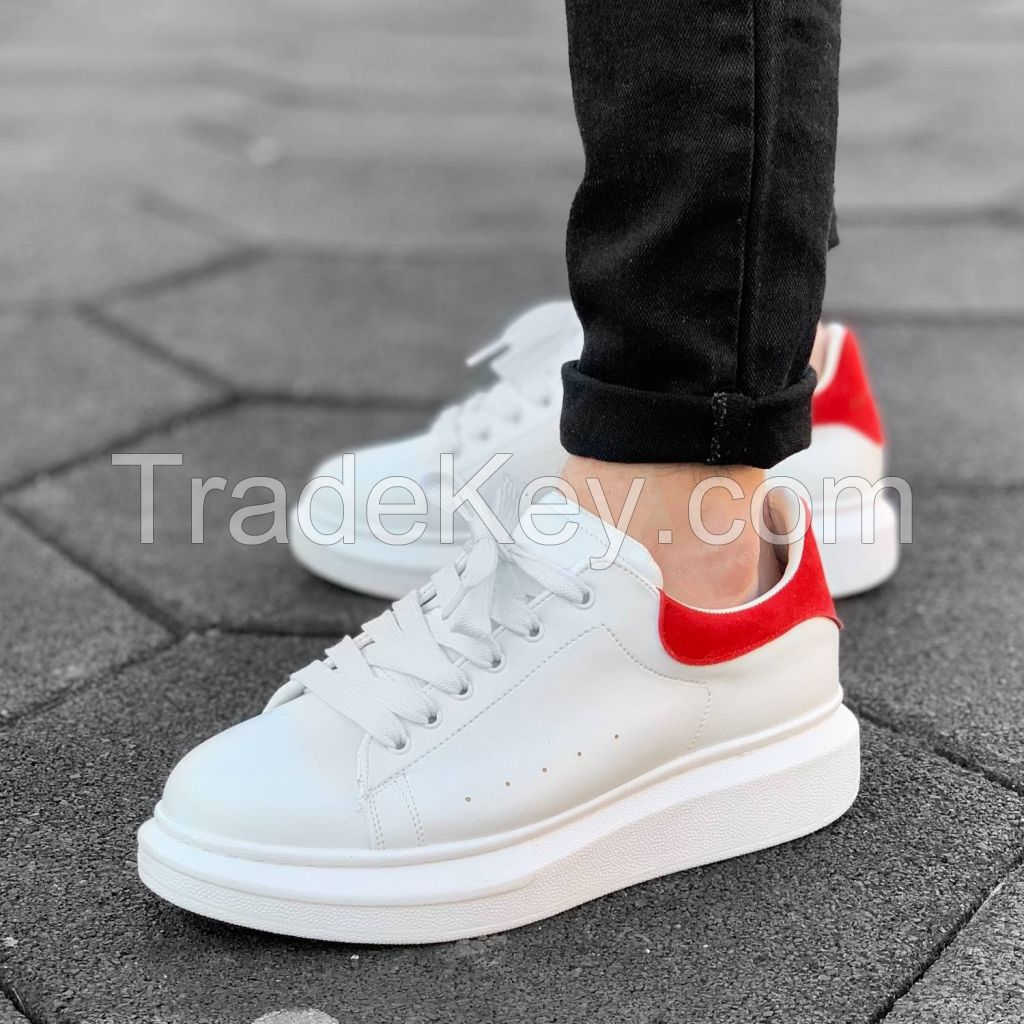 High Sole Sneakers Hologram