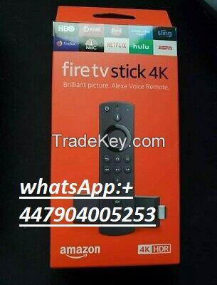 4k Amazon Fire Stick