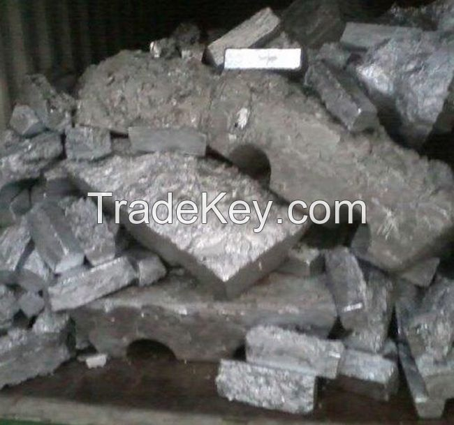 100% high quality zinc dross