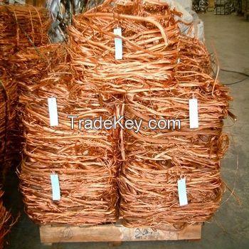 100% High quality Copper wire Scrap