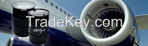 Aviation Kerosene Jet Fuel JP54 in Rotterdam