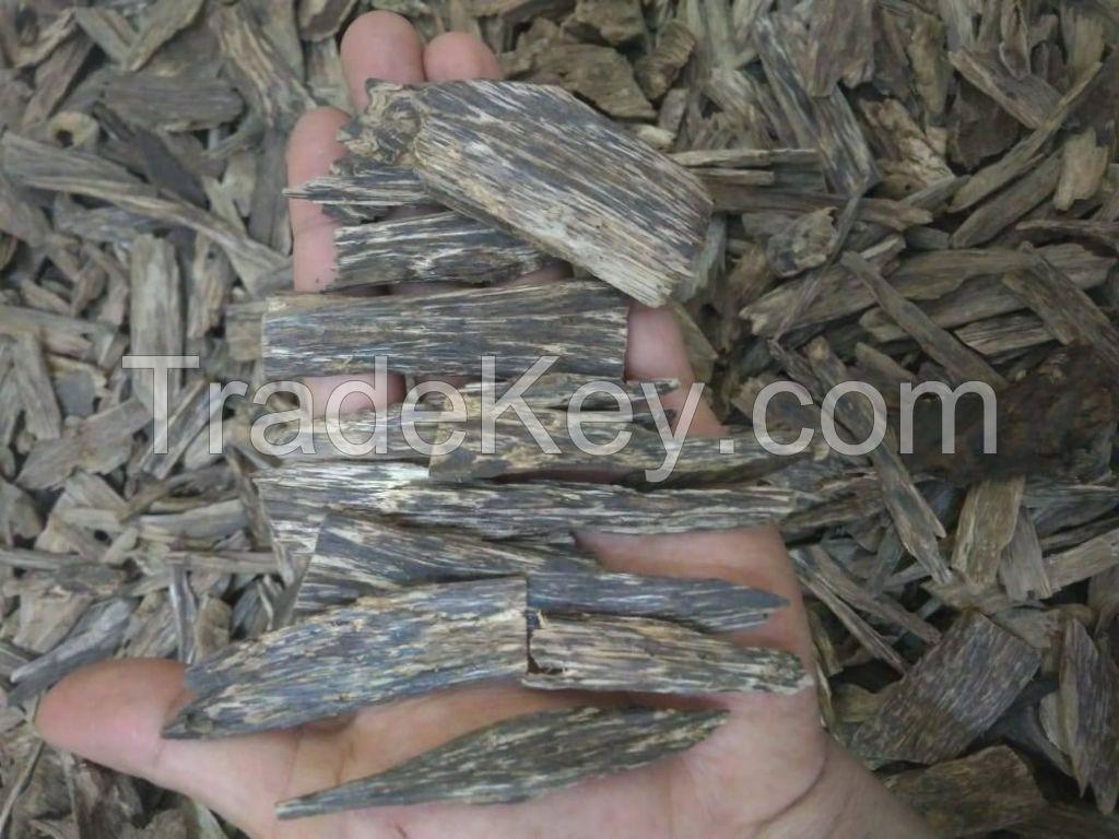 Agarwood Chips, Agarwood solid Cut Pieces, Agarwood Oils, all types of Agarwood Product.