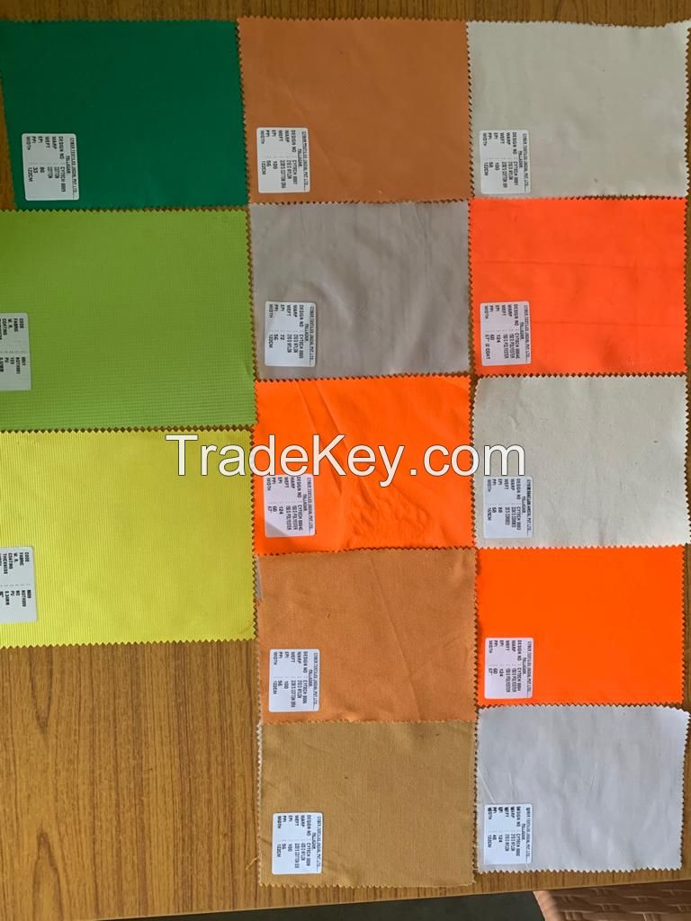 Blankets and home textiles, Fabrics made of Linen, Nylon, Polyester and Cotton