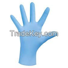 Disposible Nitrile Gloves, Vinyl  and Latex