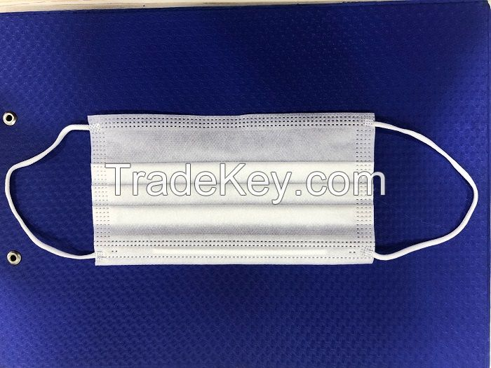 Non-woven Fabric Earloop 4 layers mask Certificated Ready to ship Special Offer for Christmas and In Coming New Year