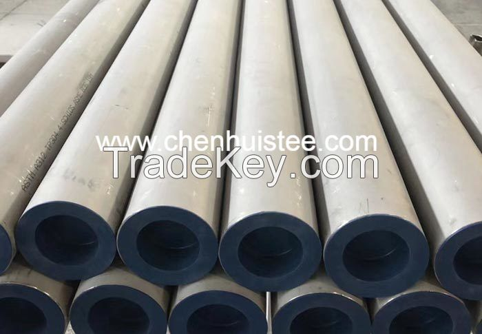 TP304L Grade Seamless Austenitic Stainless Steel Pipes in China