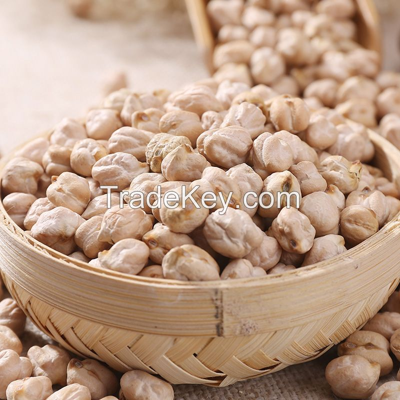 Dried raw 7mm 8mm 9mm 10mm 11mm 12mm Kabuli Chickpeas for sale