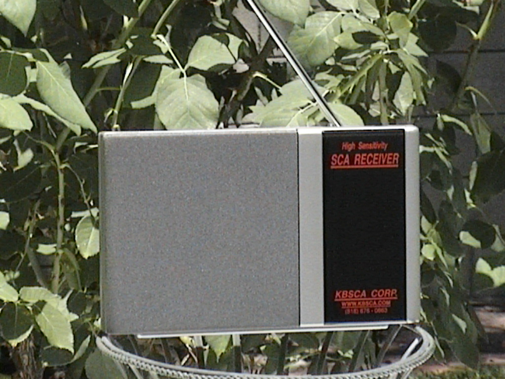 sca radio fixed frequency