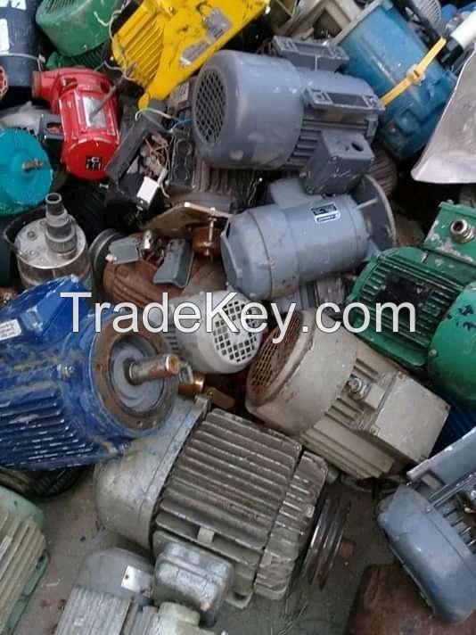 Electric Motor scraps