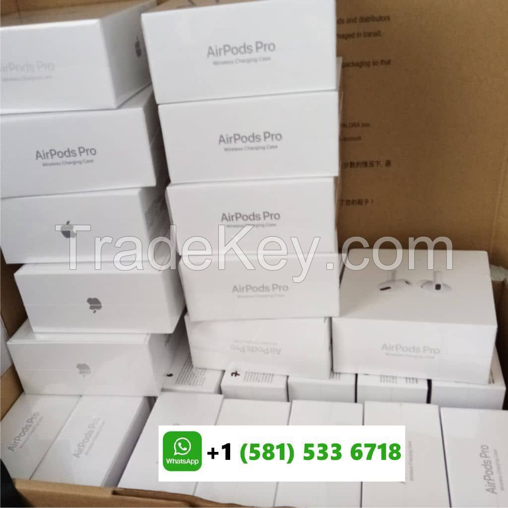Order Apple AirPods Pro 2nd Gen - Wireless Headset Bluetooth Noise Canceling WhatsAp +1 581 533 6718