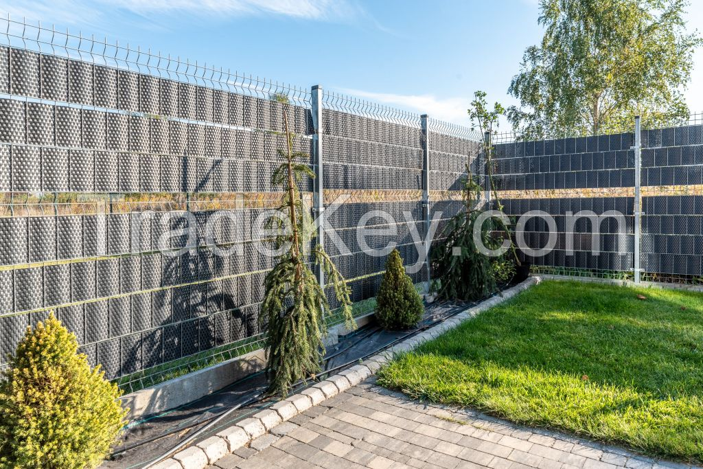 Polyrattan Fence Strips