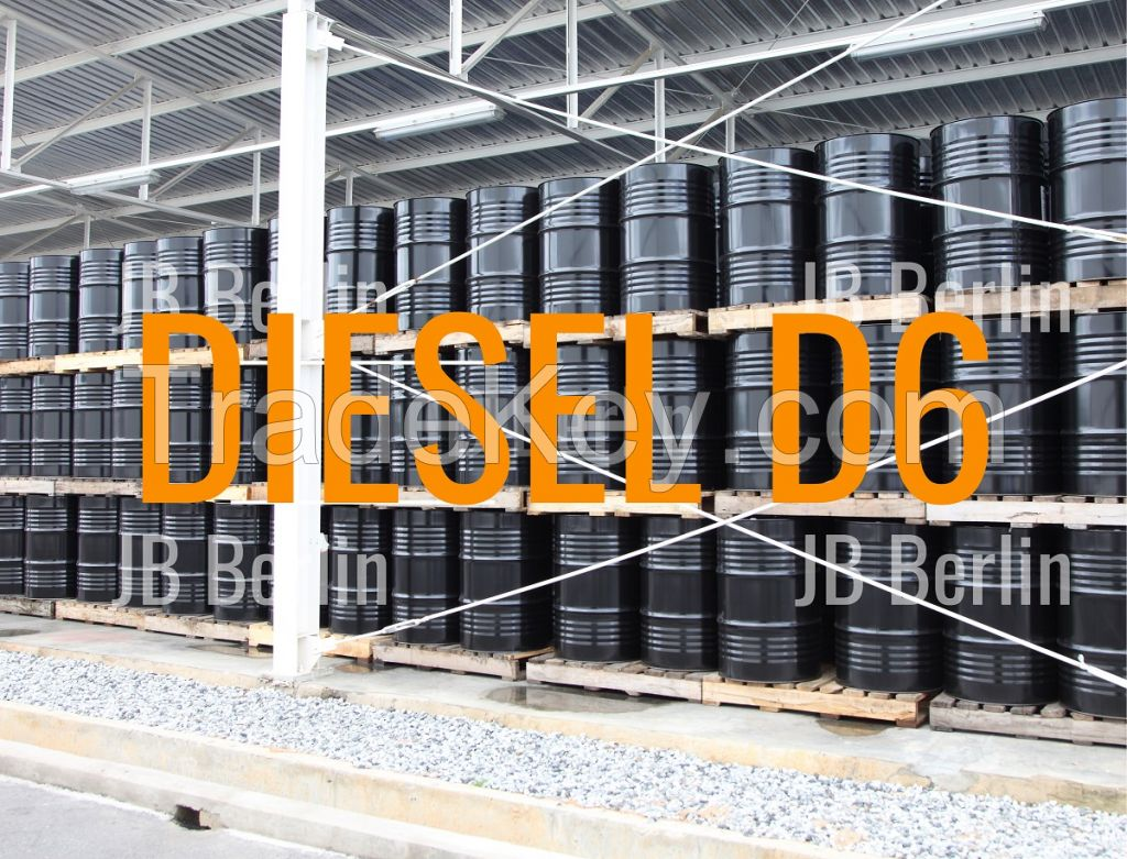Diesel D6 Virgin Fuel Oil