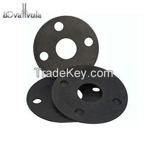 China rubber gasket used for pipeline connection sealing leak-proof round gasket