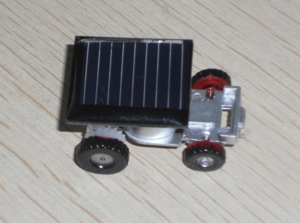 Solar Toy Car (YSW-08)