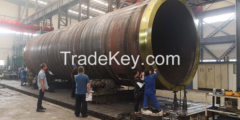 Tube Mill Machine Parts Mill Shell Liners