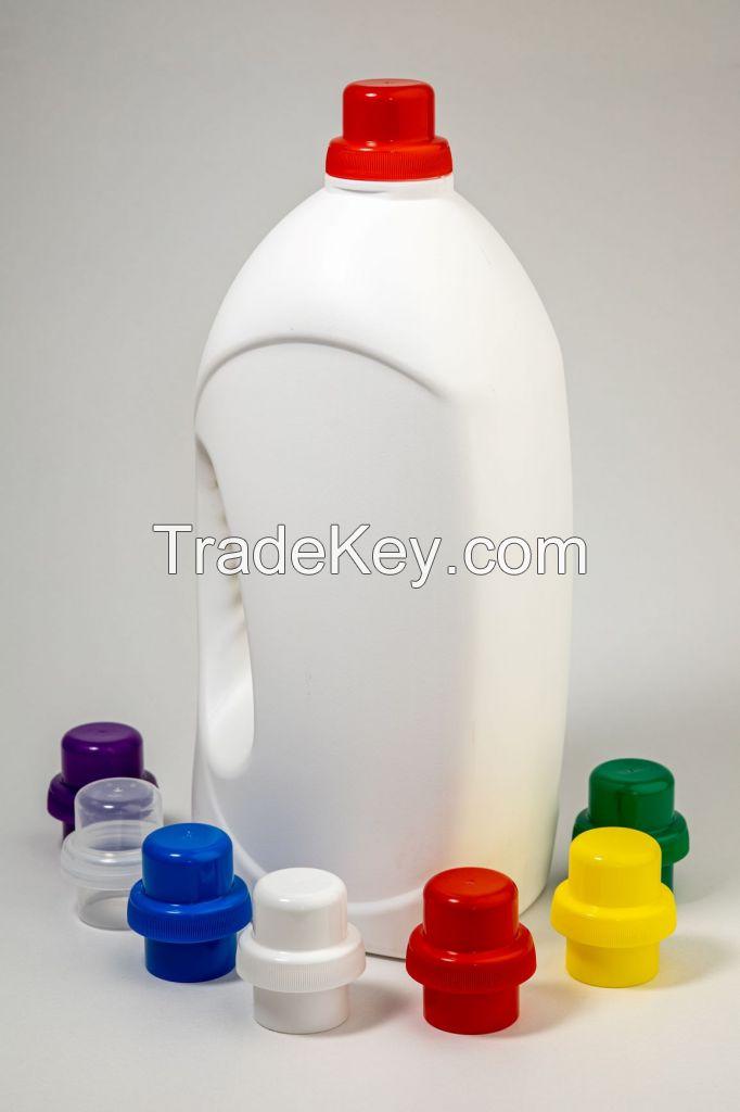 Plastic Bottle For Laundry Liquid Detergents