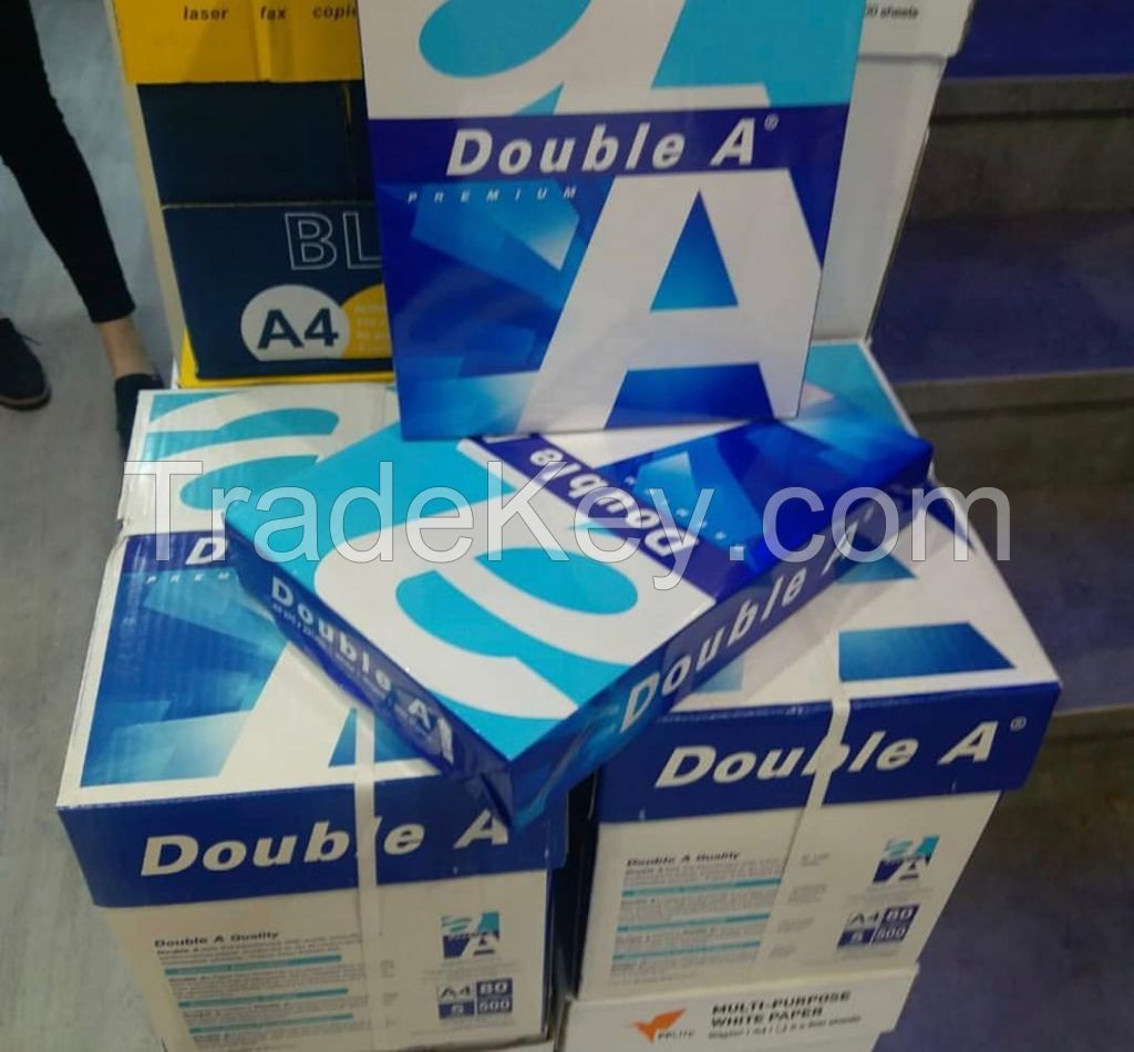 Double A4 papers for sale at cheap price