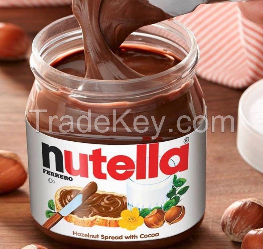 FERRERO NUTELLA  CHOCOLATE 350G 400G 600G 750G FOR SALE