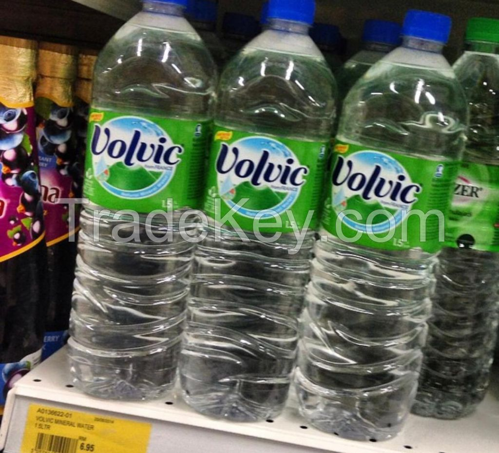 VOLVIC NATURAL DRINKING WATER WATER 1L