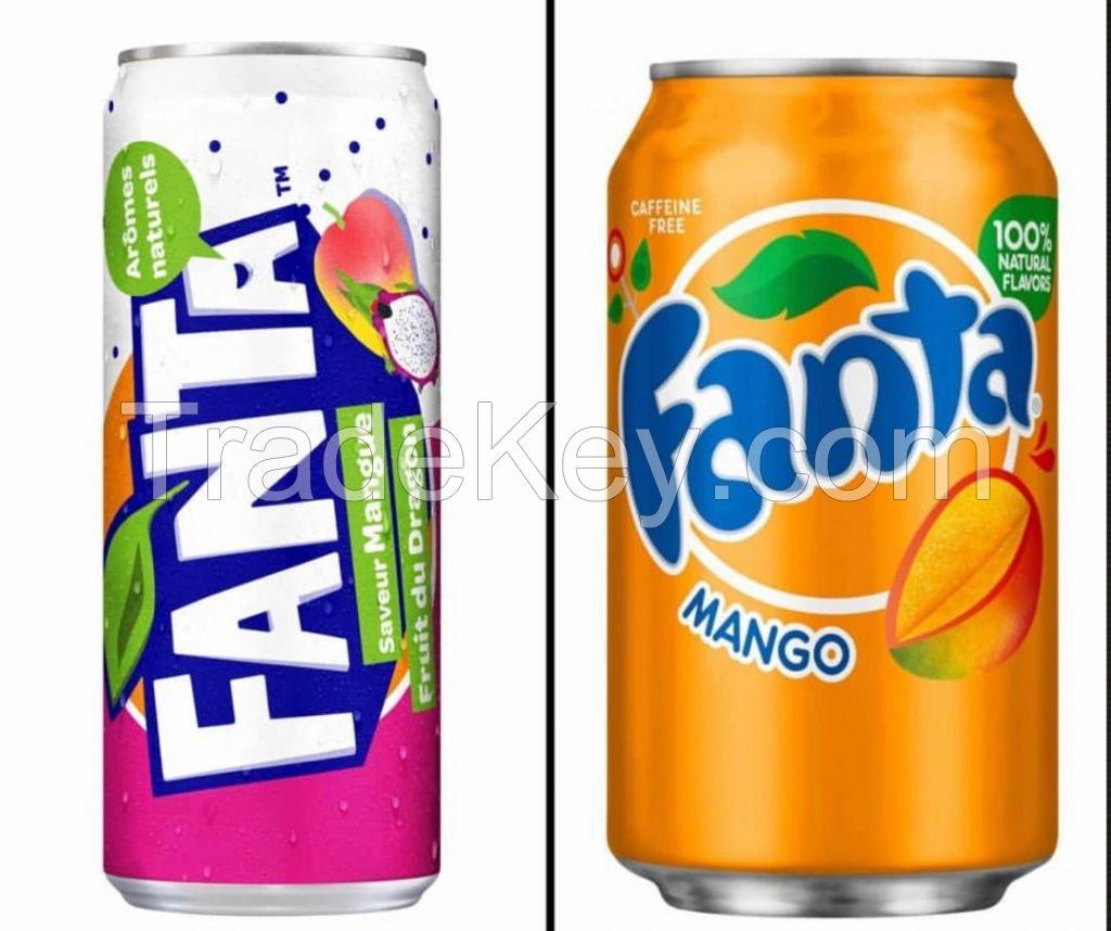 WHOLESALE FANTA  SOFT DRINKS