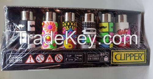 Order Customized Raw Clipper Lighter wholesale