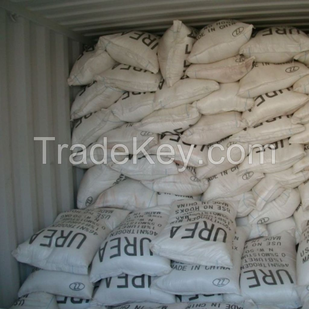 Fertilizer, Urea N46% Fertilizer, Urea Fertilizer 46% Nitrogen (Carbamide) Directly From CIS (Russia)