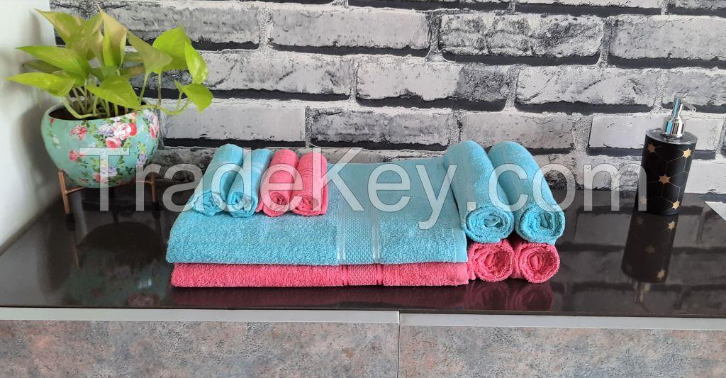 100% Cotton Towels